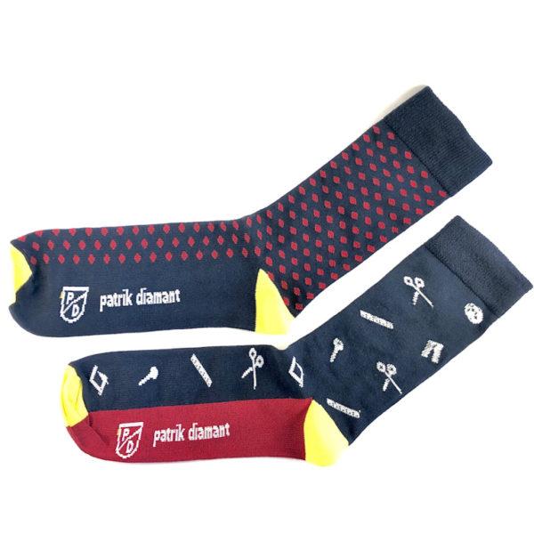 Originální designové pánské ponožky