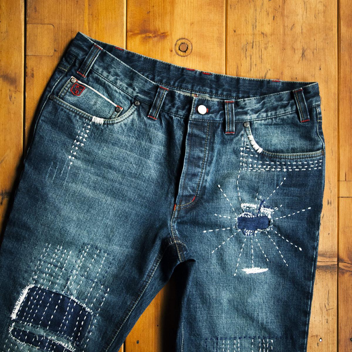 Černé pánské chino džíny na míru
