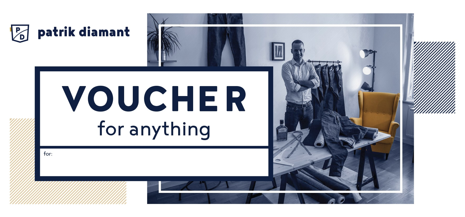 Gift Voucher<br>For anything